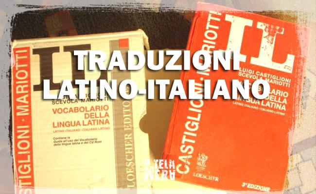 Cassius Community e Latino Splash: traduzioni latino italiano senza problemi