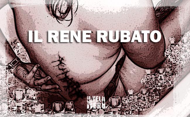 La leggenda metropolitana horror del furto di reni e di altri organi