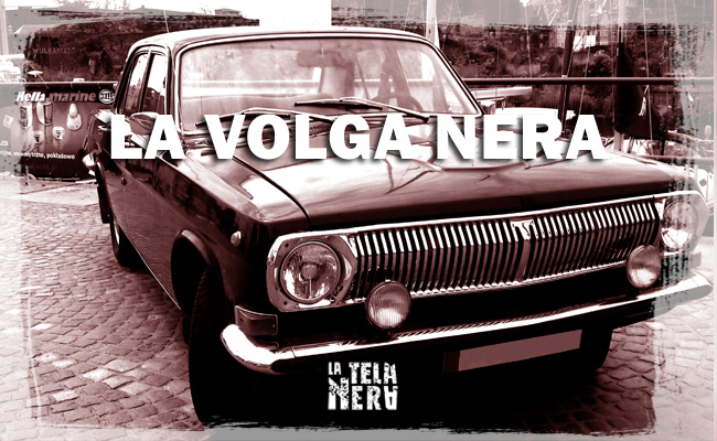 La leggenda metropolitana della Volga nera, la macchina della morte