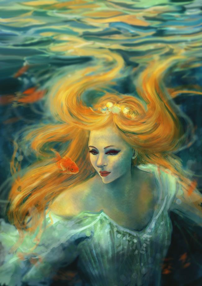 Le Ondine nella mitologia: tra leggende e maledizioni
