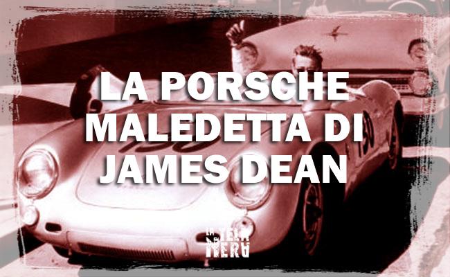 La Porsche maledetta di James Dean: l'automobile Little Bastard