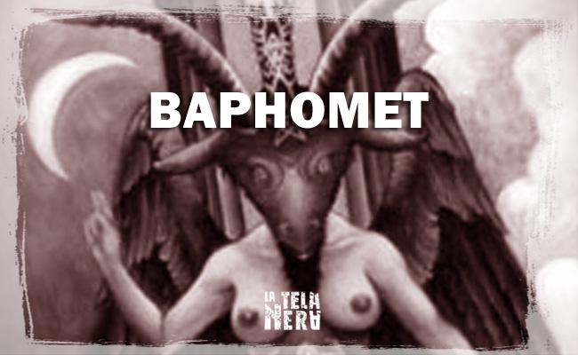 Simbolo esoterico: il Baphomet (Bafometto)