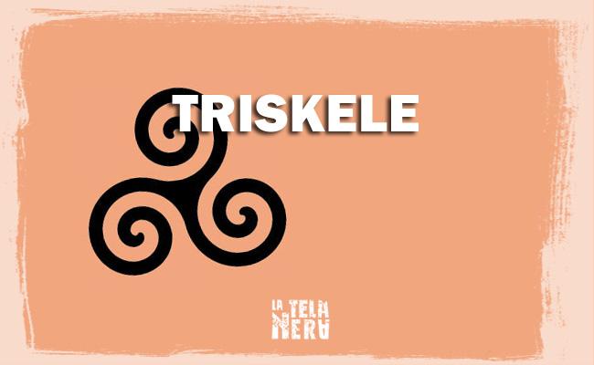 Simbolo esoterico: il Triskel (Triscèle, Triskèle, Triskell)