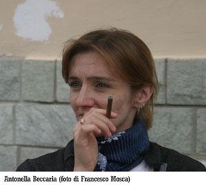 Intervista ad Antonella Beccaria