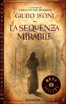 La copertina de La Sequenza Mirabile, il romanzo di Giulio Leoni