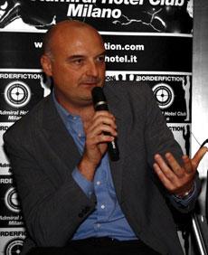 Milano Pulp: Massimo Rainer intervistato da Cristian Borghetti