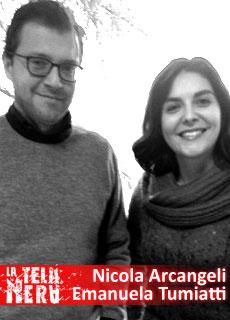 Misteri a quattro mani: intervista a Nicola Arcangeli ed Emanuela Tumiatti