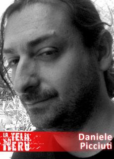 Daniele Picciuti, l'horror e il thriller ma non solo