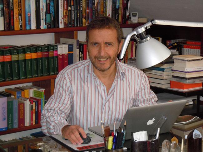 Una foto dell'autore Dario Tonani