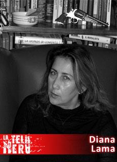 Napoli Thriller: Diana Lama intervistata da Massimo Rainer