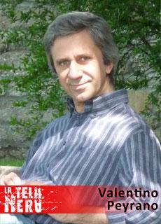 Narratore del Fantastico: intervista a Valentino Peyrano