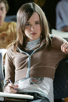 Film e Notizie: Ellen Page in Jack and Diane: brava, segregata, lesbica