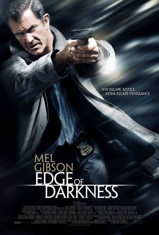 Le verit� Oscure (Edge of Darkness) il film di Martin Campbell con Mel Gibson