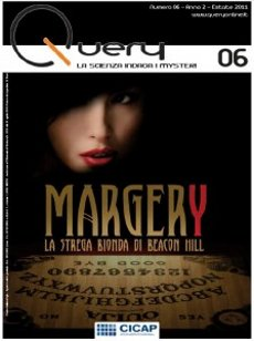 Libri e Notizie: Query 6 - Margery, la strega bionda di Beacon Hill - Estate 2011