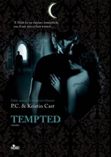 Romanzo Vampiri: tempted, di P.C. e Kristin Cast