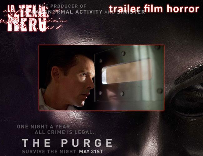 Il trailer di The Purge