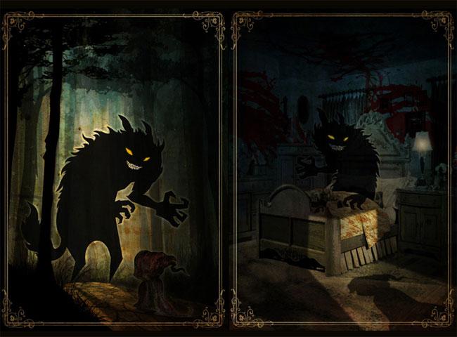 Favole Horror: quando la fiaba buona notte fa veramente tanta paura