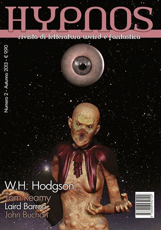 La copertina di Hypnos numero 2