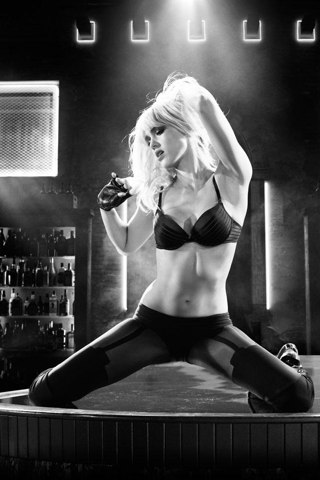 Una foto di Jessica Alba in Sin City 2