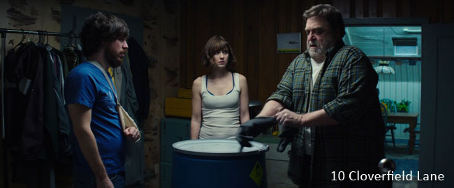 Una foto dal film horror 10 Cloverfield Lane