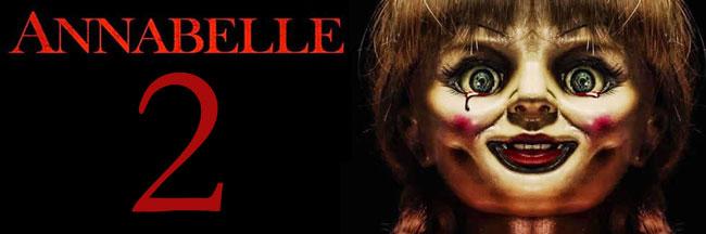 Una foto dal sequel horror del 2016 intitolato Annabelle 2