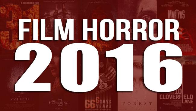 La lista dei migliori e più attesi film horror del 2016