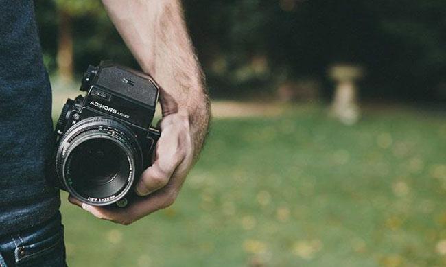 Un fotoreporter italiano investiga a Londra