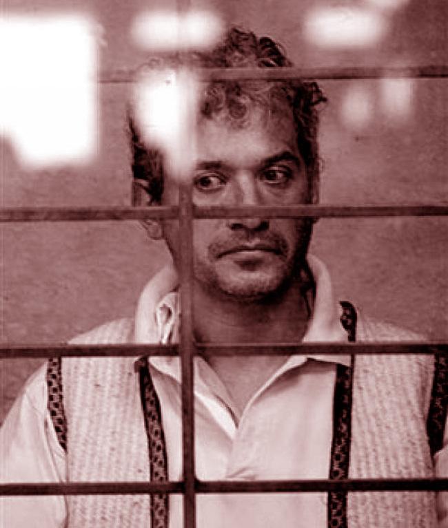 Il serial killer José Luis Calva Zepeda in prigione