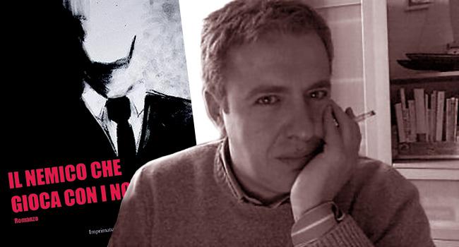 Lo scrittore Paolo Negro