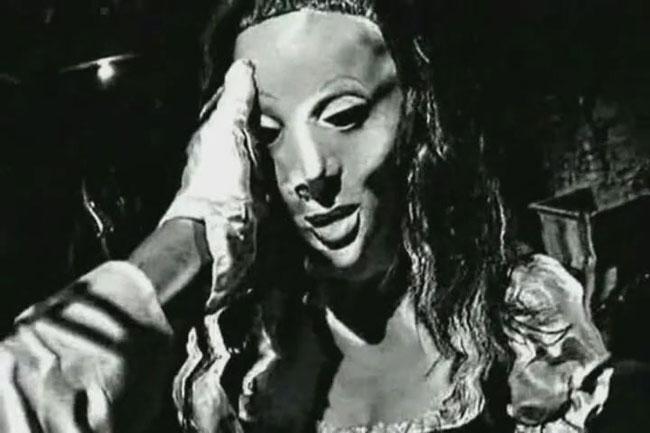 Un fotogramma dal film The Poughkeepsie Tapes