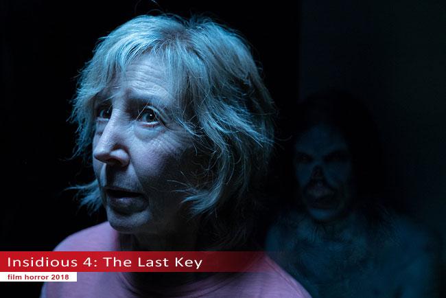 Un fotogramma dal film Insidious 4: L'ultima chiave