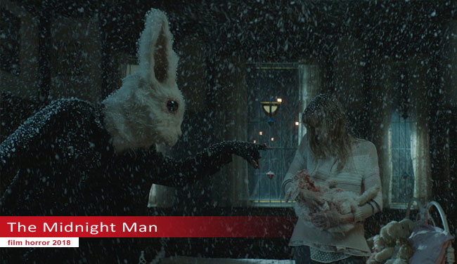 Un fotogramma dal film The Midnight Man