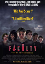 Locandina del film The Faculty