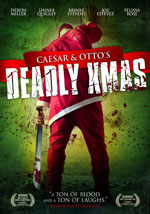 locandina film Caesar and Otto's Deadly Christmas