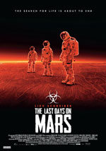 Locandina del film The Last Days on Mars