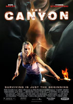 locandina film The Canyon
