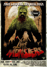 locandina film Love in the Time of Monsters