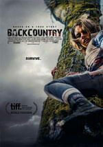 Locandina del film Backcountry