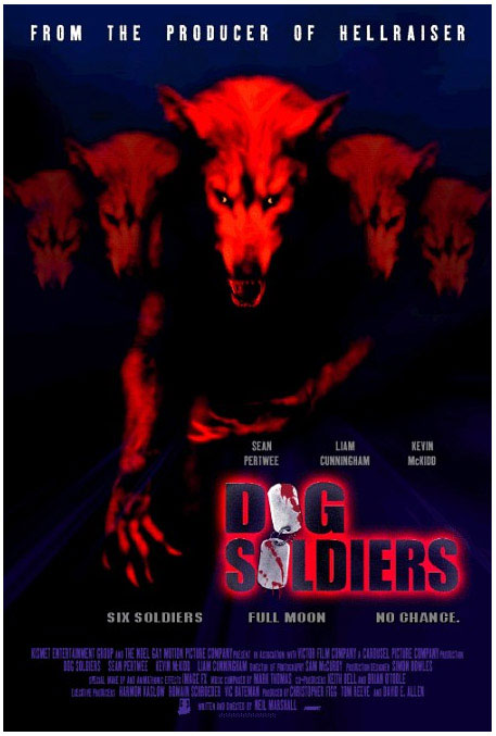 Locandina del film Dog Soldiers
