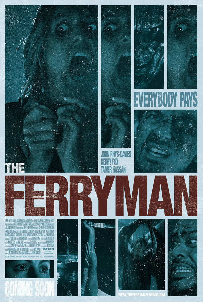 Locandina del film The Ferryman