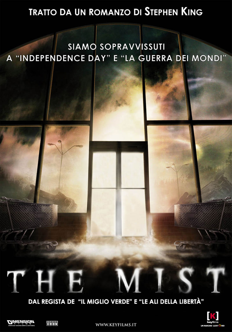 Locandina del film The Mist