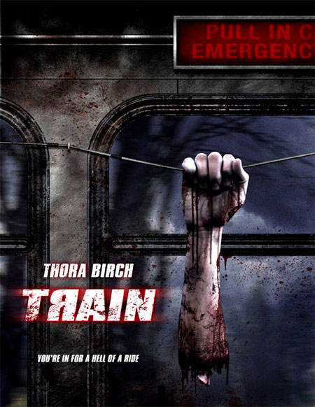Locandina del film Train