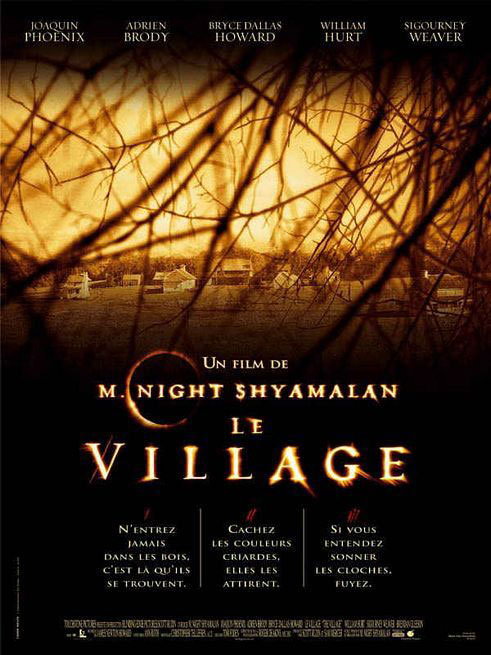 Locandina del film The Village
