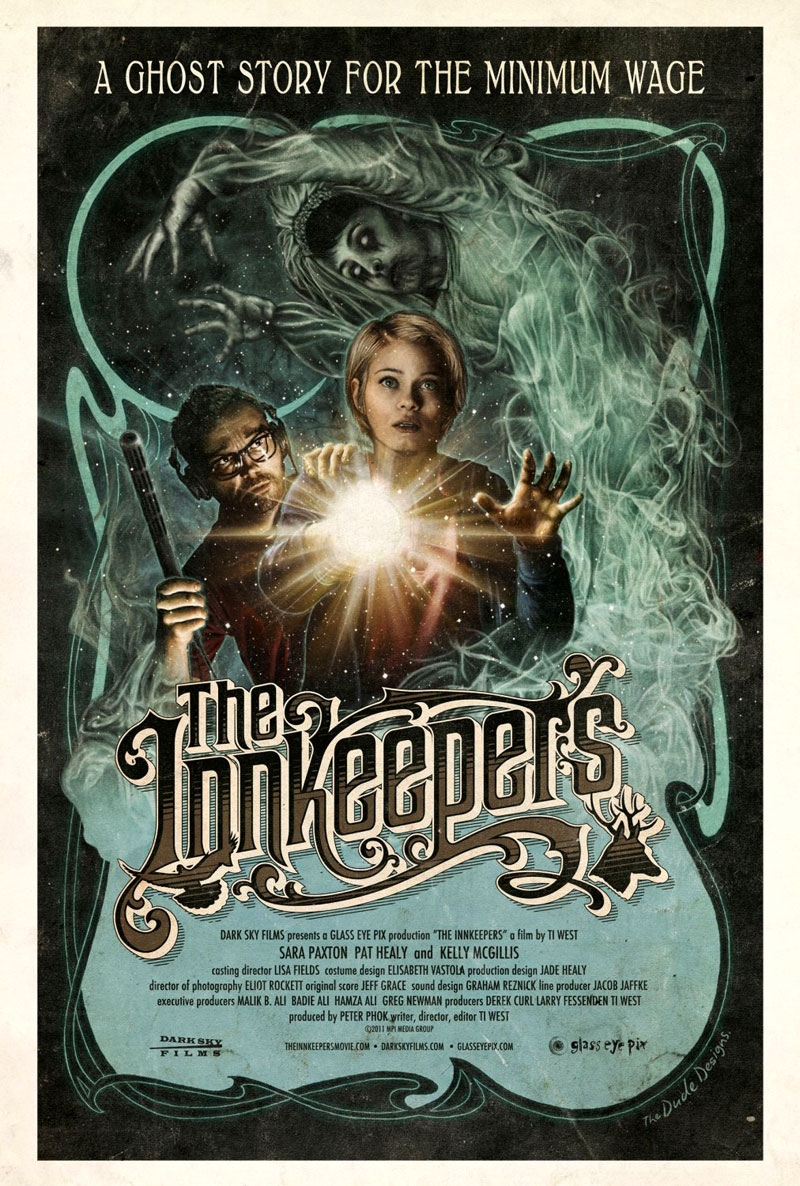 Locandina del film The Innkeepers