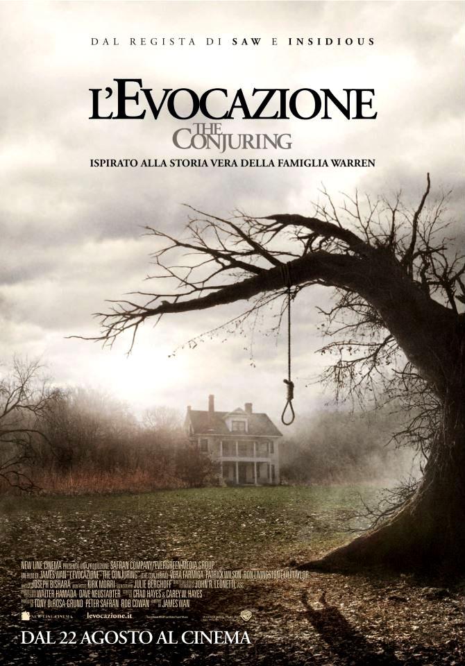 evocazione – The Conjuring (2013)