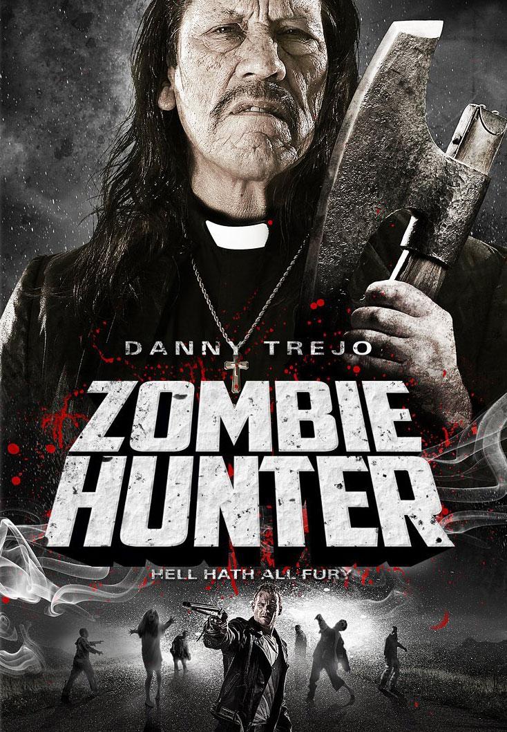 Zombie Hunter : una locandina del film (codice: 2852)