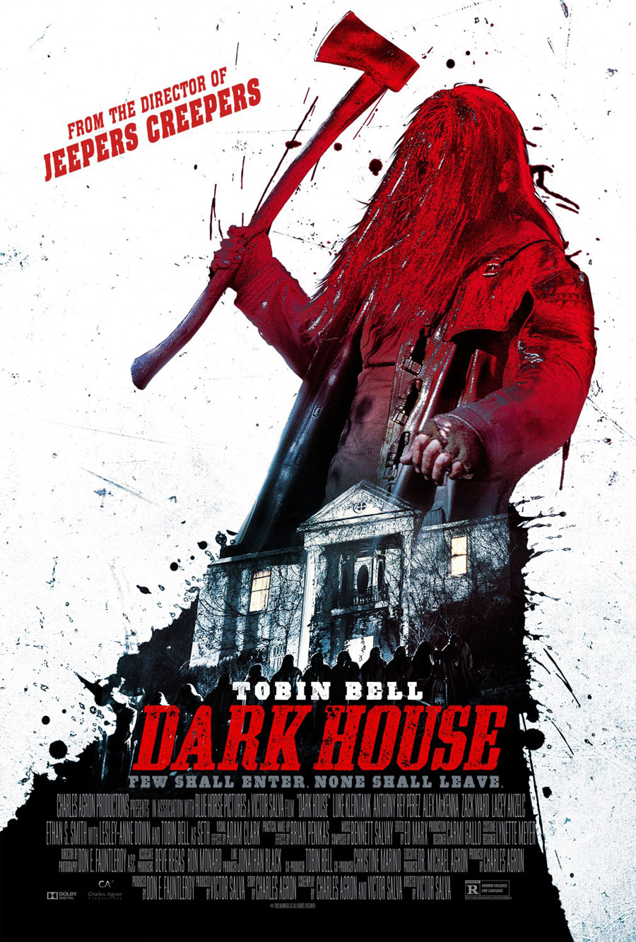 Locandina del film Dark House