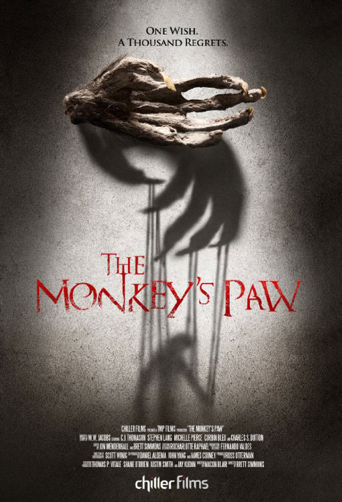 Locandina del film The Monkey's Paw