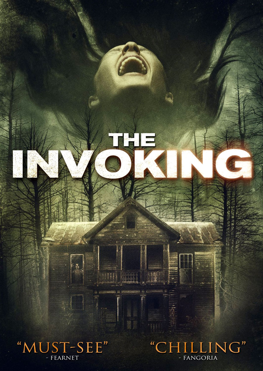 Locandina del film The Invoking
