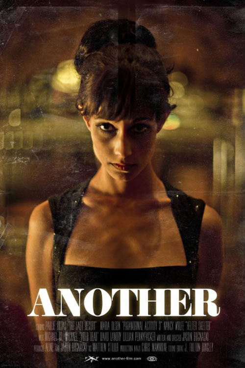 Locandina del film Another